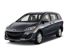 Mazda Mazda5 wheels and tires specs icon