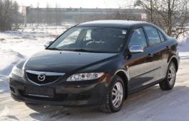 Mazda Mazda6 I (GG) Liftback