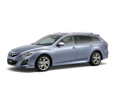 Mazda Mazda6 GH Restyling Estate