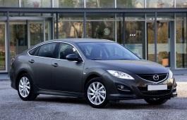 Mazda Mazda6 II (GH) Restyling Liftback