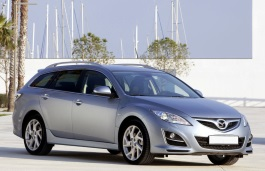 Mazda Mazda6 II (GH) Restyling Estate