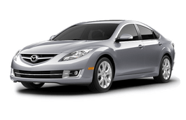 Mazda Mazda6 wheels and tires specs icon