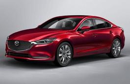 roues et icone de spécifications de pneus pour Mazda Mazda6