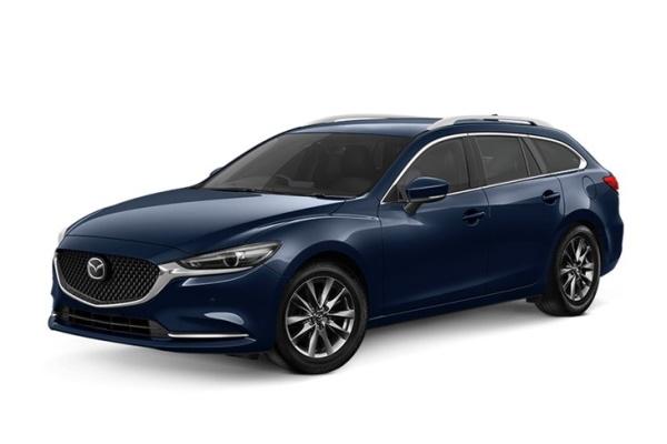 Mazda Mazda6 GL Facelift Estate
