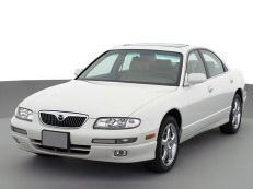 Mazda Millenia wheels and tires specs icon