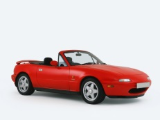 Mazda MX-5 wheels and tires specs icon