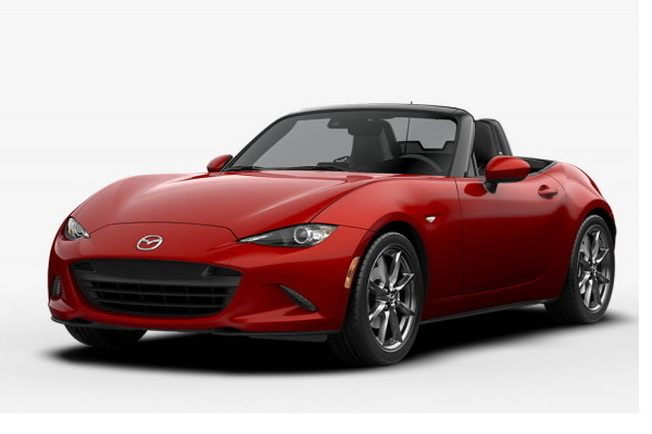 Mazda MX-5 Miata wheels and tires specs icon