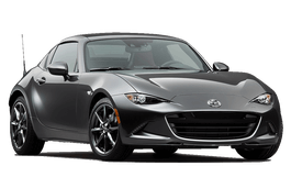 Mazda MX-5 Miata RF wheels and tires specs icon