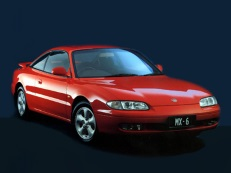 Mazda MX-6 GE Coupe