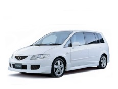 Mazda Premacy wheels and tires specs icon