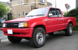 Mazda Proceed Pickup