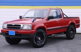 Mazda Proceed UF Restyling Pickup