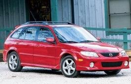 Mazda Protege5 BJ Estate