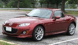 Mazda Roadster III (NC) Restyling Convertible
