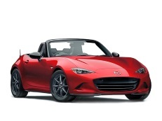 Mazda Roadster wheels and tires specs icon