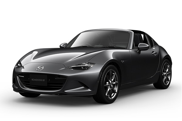 Mazda Roadster RF wheels and tires specs icon