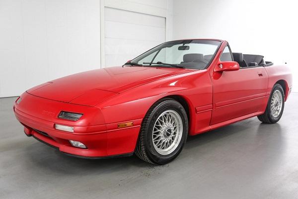 Mazda RX-7 FC Convertible