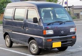 Mazda Scrum II Van