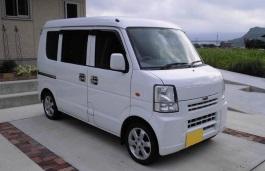 Mazda Scrum V Van