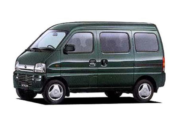 Mazda Scrum Wagon DG52 Van