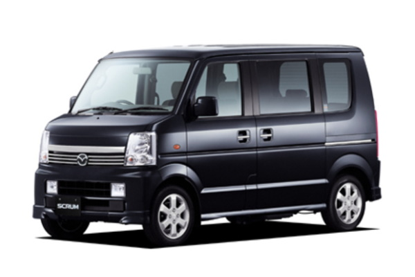 Mazda Scrum Wagon DG64 Van