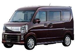 Mazda Scrum III Van