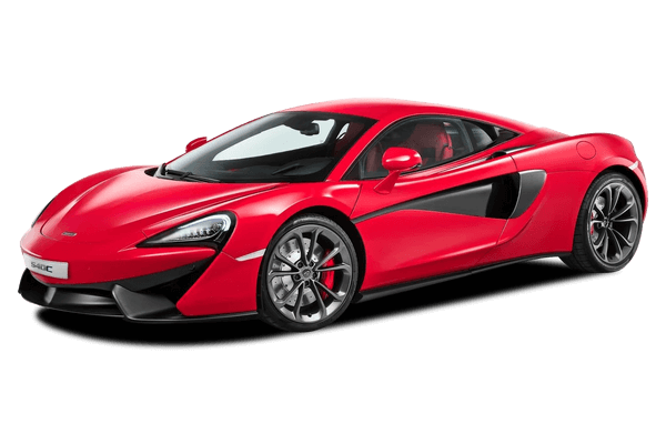 McLaren 540C wheels and tires specs icon