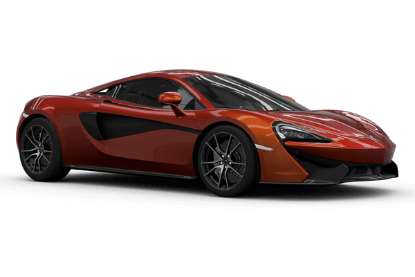 McLaren 570S wheels and tires specs icon