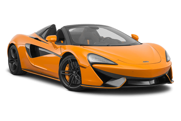 McLaren 570S Spider wheels and tires specs icon