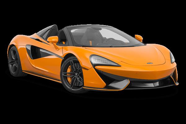 McLaren 570S Spider Cabrio