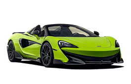 McLaren 600LT Spider wheels and tires specs icon
