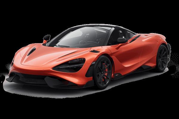 McLaren 765LT Купе