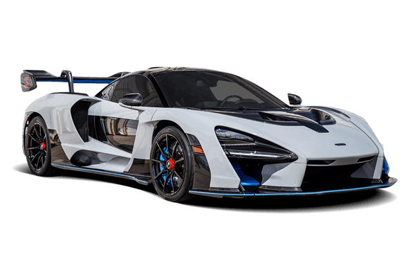 McLaren Senna wheels and tires specs icon