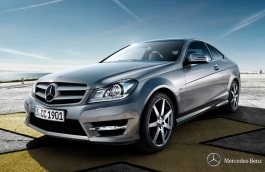 Mercedes-Benz C-Class IV (W205/S205) Coupe