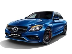 Mercedes-Benz C-Class AMG - Specs of wheel sizes, tires, PCD