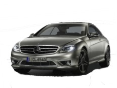 Mercedes-Benz CL-Class AMG C216 Coupe