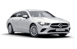 Mercedes-Benz CLA Br118 (X118) Shooting Brake