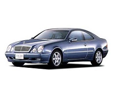 Mercedes-Benz Clase CLK Br208 (C208) Coupe
