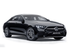 Mercedes-Benz CLS-Class AMG C257 Coupe