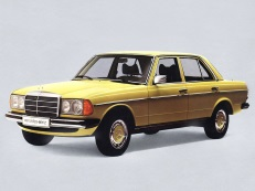 opony do Mercedes-Benz W123 123 [1975 .. 1986] [EUDM] Saloon (W123)
