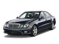 Mercedes-Benz E-Class - Specs of wheel sizes, tires, PCD, Offset and