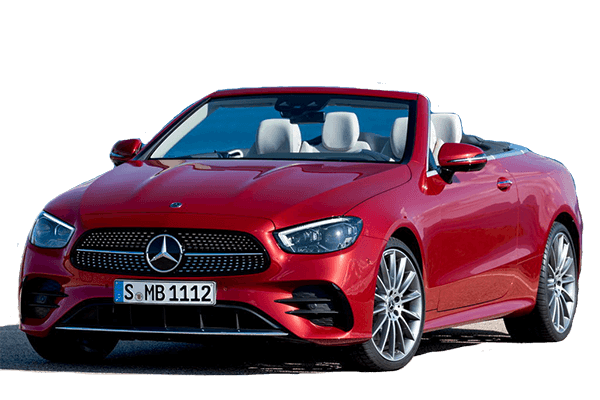 Mercedes-Benz E-Class Cabriolet wheels and tires specs icon