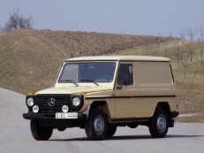 メルセデス・ベンツ Gクラス W460 Van