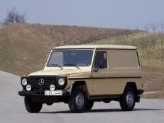 Mercedes-Benz Clase G W460 Van
