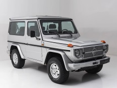 Mercedes-Benz G-Класс W461 Closed Off-Road Vehicle