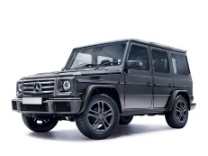 Mercedes-Benz Classe G W463 Closed Off-Road Vehicle