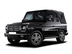 Mercedes-Benz Clase G W463 Open Off-Road Vehicle