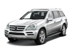 Mercedes-Benz GL-Class X164 Closed Off-Road Vehicle