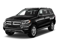 Mercedes-Benz Classe GL X166 Closed Off-Road Vehicle