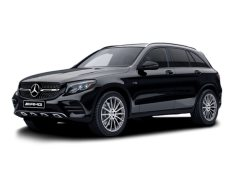 Mercedes-Benz GLC-Class AMG X253 Closed Off-Road Vehicle
